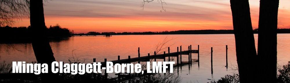 Minga Claggett-Borne, LMFT
